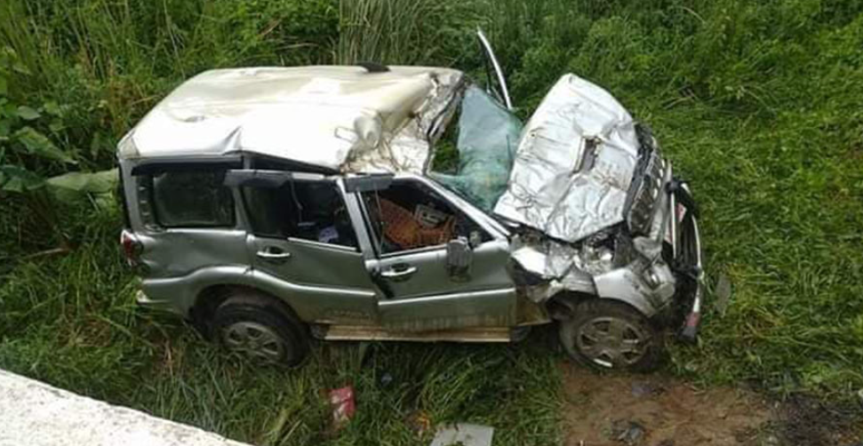 घान्द्रुक जीप दुर्घटना अपडेट : मृतक आठै जनाको सनाखत